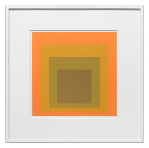 Concord by Josef Albers at