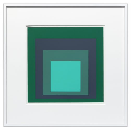 Chrysoprase by Josef Albers at