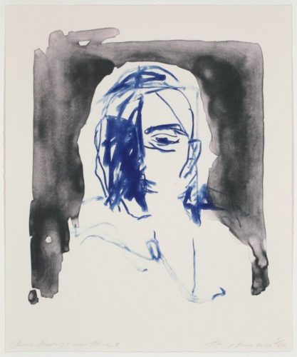 These Feelings Were True II by Tracey Emin at