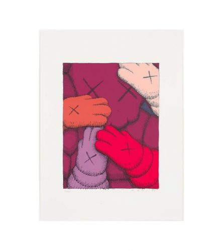 Urge (2) by KAWS at