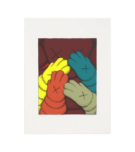 Urge (4) by KAWS at