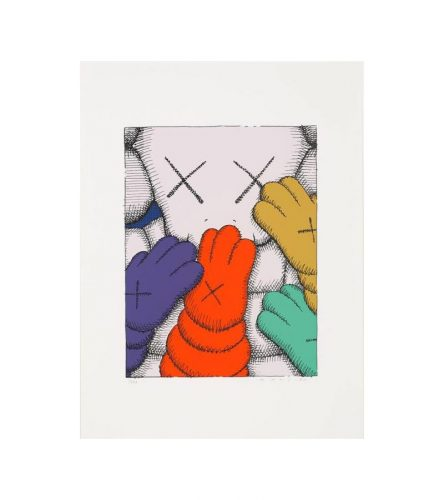 Urge (5) by KAWS at