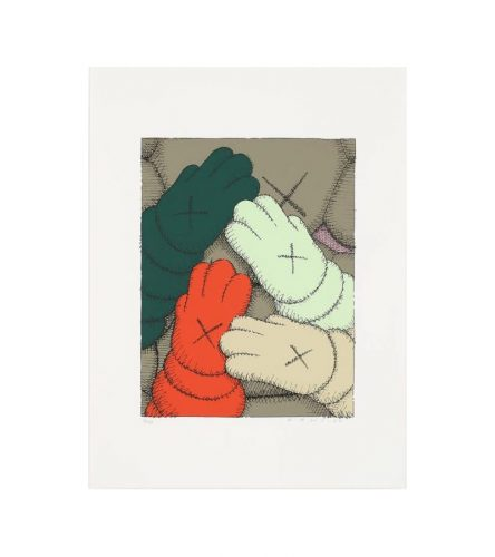 Urge (7) by KAWS at