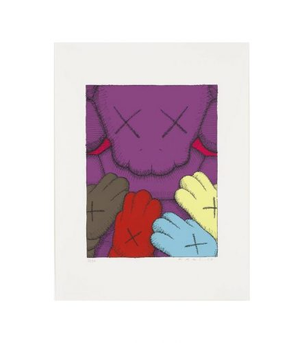 Urge (8) by KAWS at