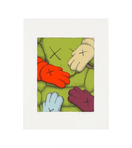 Urge (9) by KAWS at