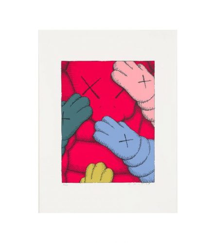 Urge (10) by KAWS at