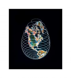 Floating Continents by Agnes Denes at G.W. Einstein Company