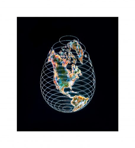 Floating Continents by Agnes Denes at G. W. Einstein Company