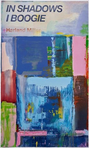 In Shadows I Boogie by Harland Miller at