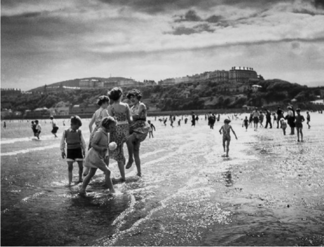 Scarborough Beach by Thurston Hopkins at