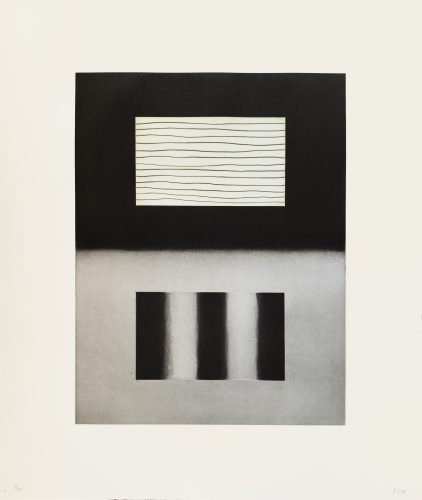 Liliane #6 by Sean Scully at