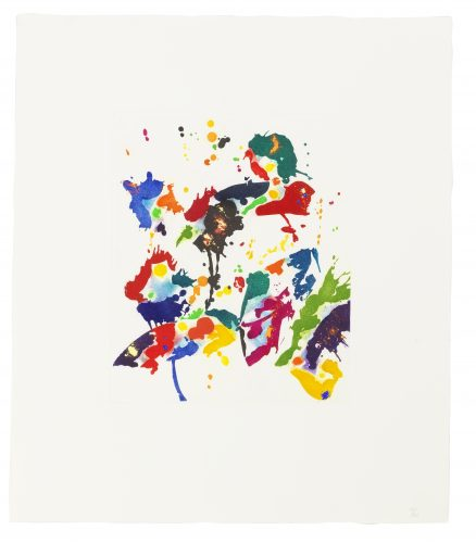 Untitled (SFE-115) by Sam Francis at Sam Francis