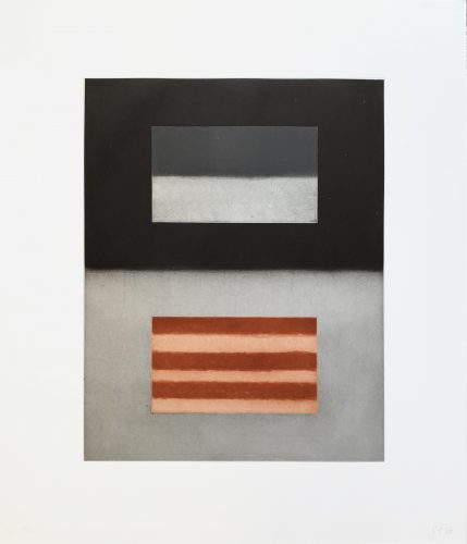Liliane #7 by Sean Scully at