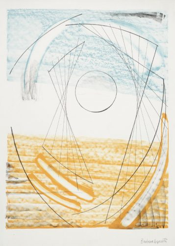 Porthmeor by Barbara Hepworth at