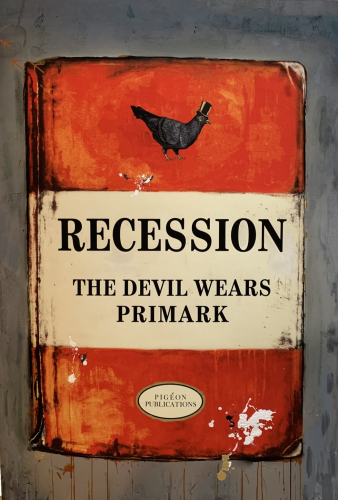 Recession – The Devil Wears Primark by Emile Forgé at