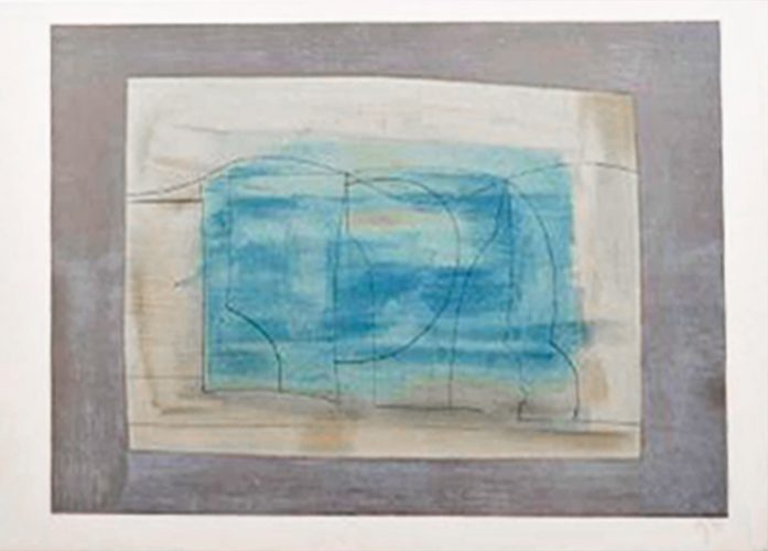 Still Life by Ben Nicholson at