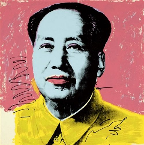 Mao #91 by Andy Warhol at Andy Warhol