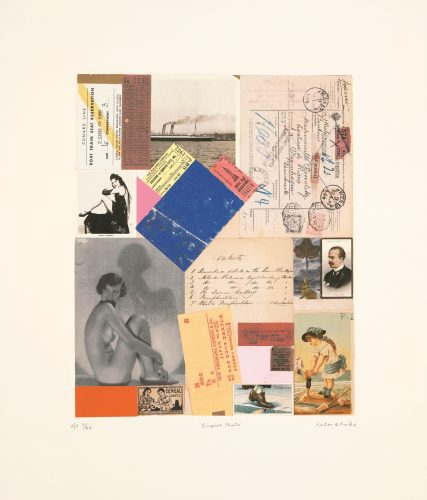 Empire State by Peter Blake at ARTContent Editions Limited