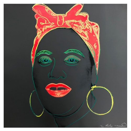Mammy (from the Myths Series) by Andy Warhol at