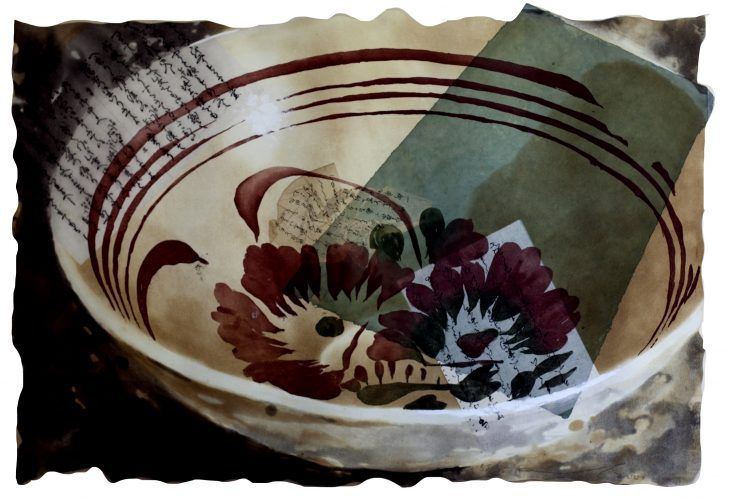 China Bowl by Daniel Kelly at