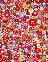An Homage to Monopink 1960 E by Takashi Murakami at