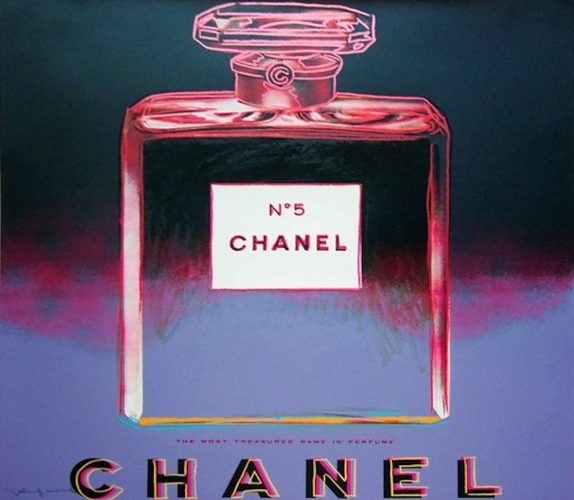 Chanel (FS II.354) by Andy Warhol at