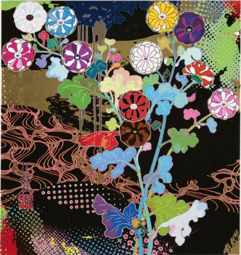 Kōrin: Courtly Elegance by Takashi Murakami at