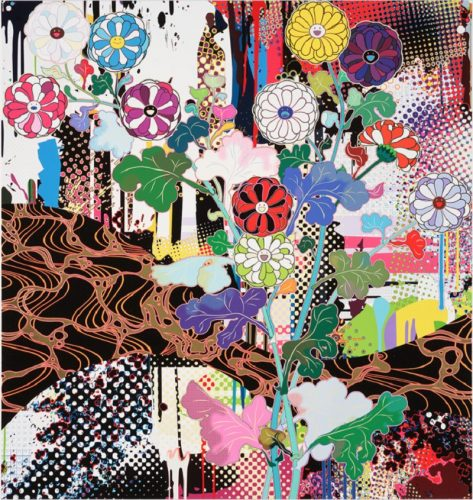 Kōrin: Kyoto by Takashi Murakami at