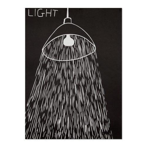 Light by David Shrigley at MLTPL