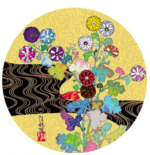 The Golden Age: Kōrin – Kansei by Takashi Murakami at