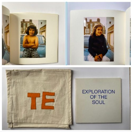 Exploration of the Soul by Tracey Emin at
