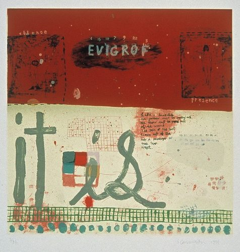 It Is by Squeak Carnwath at
