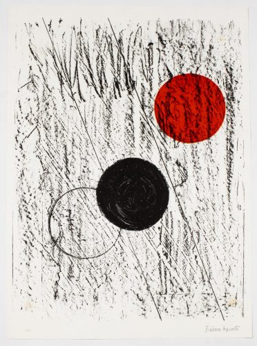 Sun and Moon by Barbara Hepworth at