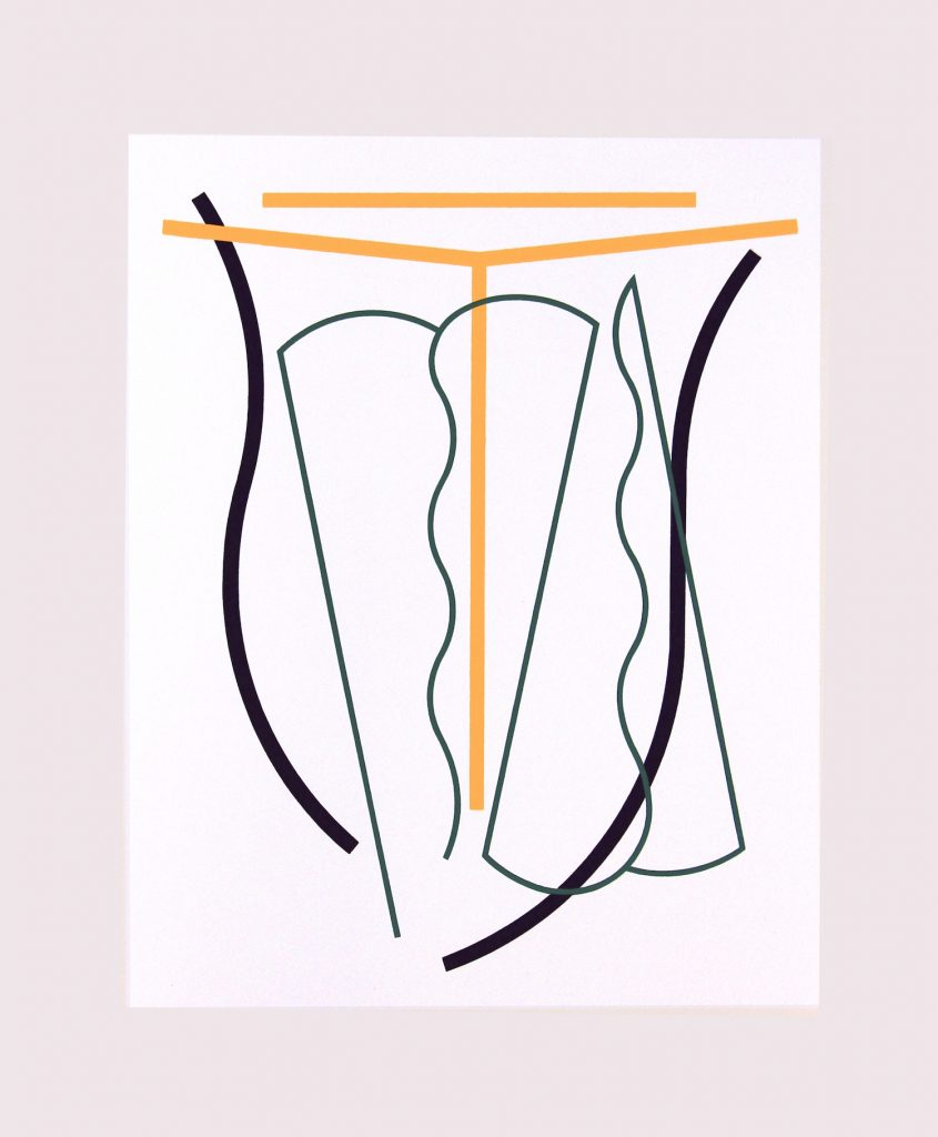 Printmaking | Counterpoint by Nigel Hall R.A. Available at Kip Gresham Editions