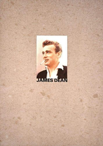 J is for James Dean by Peter Blake at