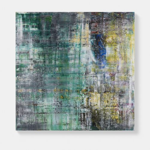 Cage: P19-6 by Gerhard Richter at