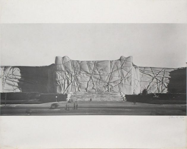 Monuments, 7 by Christo at