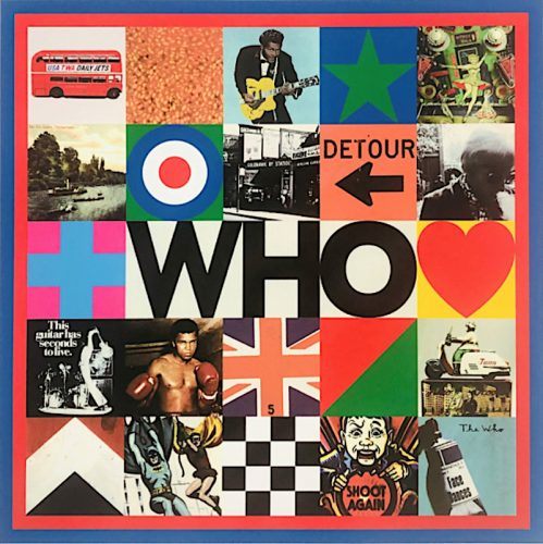 Who by Peter Blake at