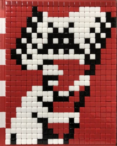 Intitled – 15 by Invader at