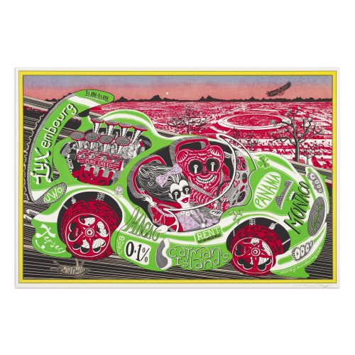 Sponsored by You by Grayson Perry RA at