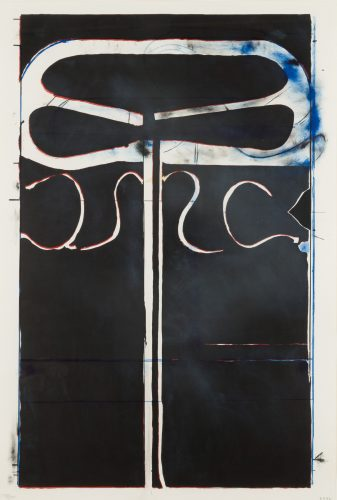 Untitled (from Club/Spade Group '81-82) by Richard Diebenkorn at