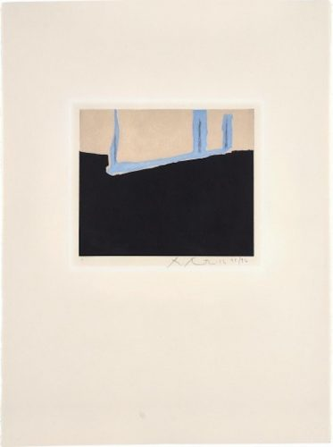 Untitled by Robert Motherwell at