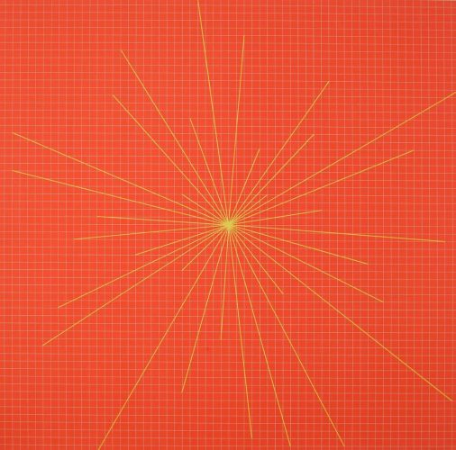 Untitled #5 by Sol LeWitt at
