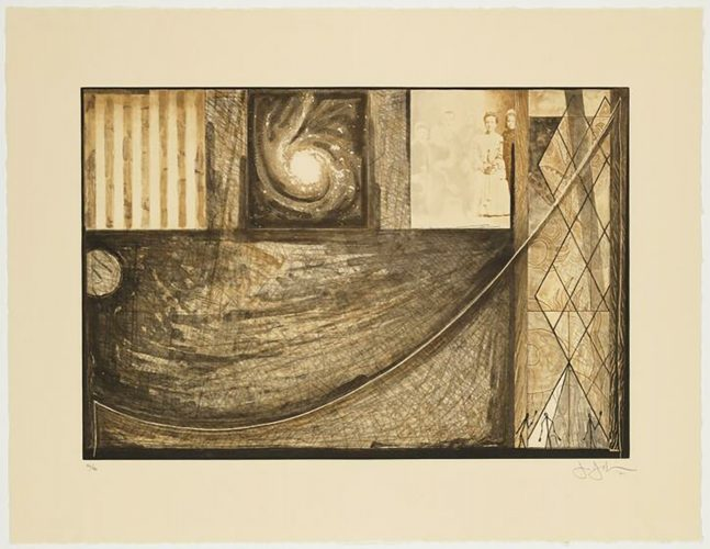 Untitled by Jasper Johns at