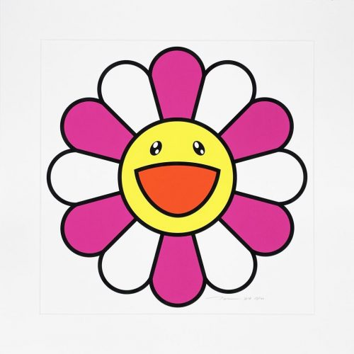 Pinky Chan by Takashi Murakami at