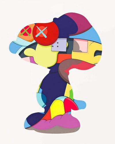 No One's Home by KAWS at