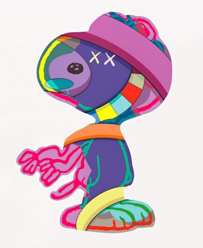 The Things That Comfort by KAWS at