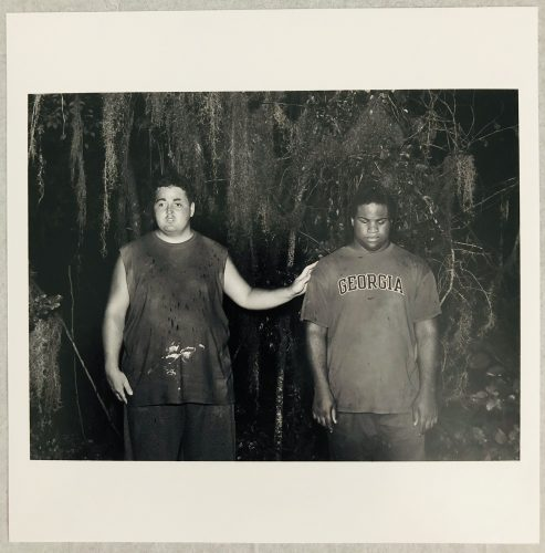 Alec Soth | Lee and Quintavious by Alec Soth at