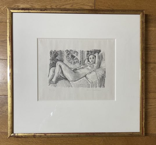 Petite Aurore by Henri Matisse at