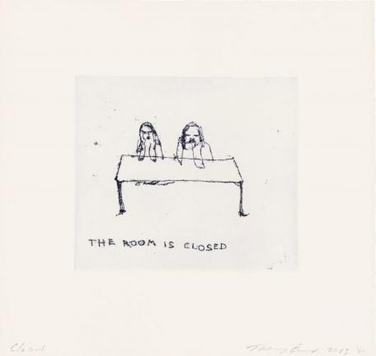 Closed by Tracey Emin at Gallery Collectors
